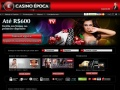 Casino Epoca - Site legal em Brasil