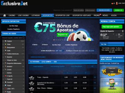 Apostas Esportivas ExclusiveBet