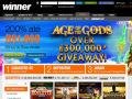 Winner - Site legal em Brasil