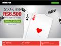 Winner Poker - Site legal em Brasil
